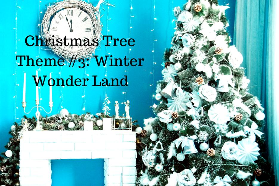 Las Vegas Christmas Tree Themes
