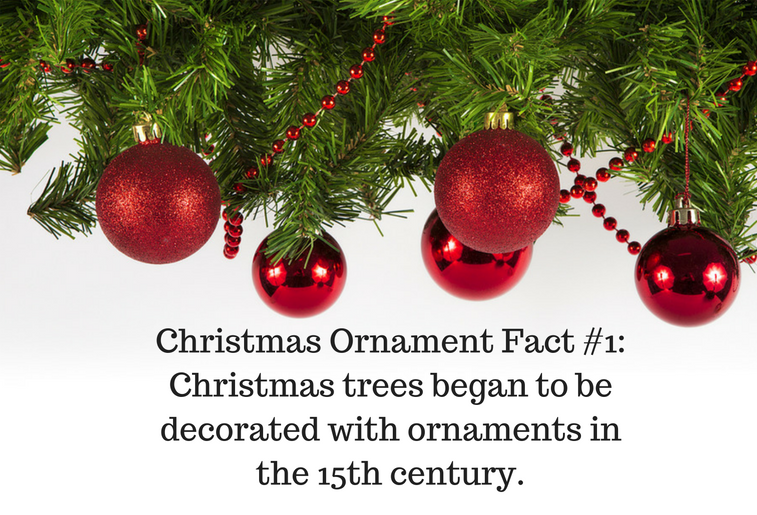 about christmas ornaments